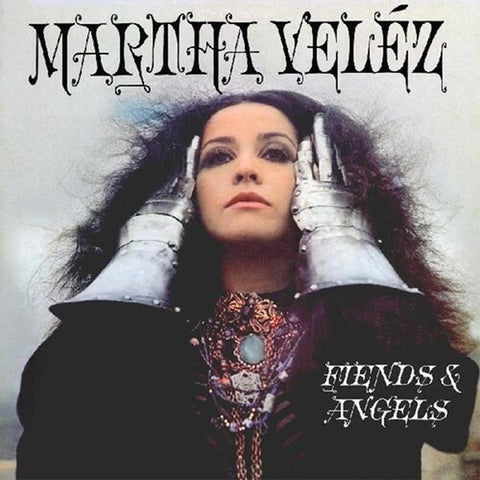 Martha Velez - Fiends & Angels - Vinyl LP