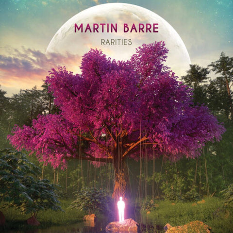 Martin Barre - Rarities (Crystal Clear Vinyl) - Vinyl LP
