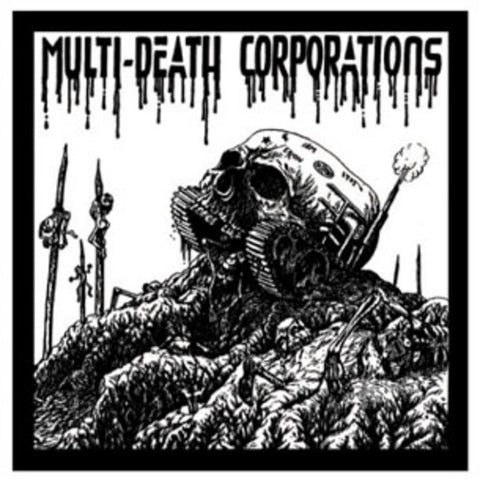 MDC Multi-Death Corporations Patch