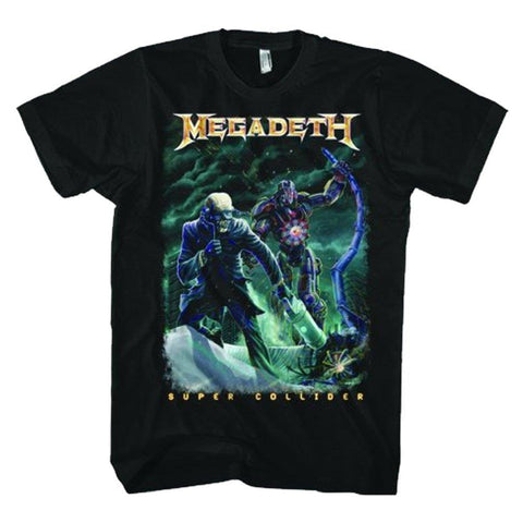 Megadeth Vic Canister Men's T-Shirt