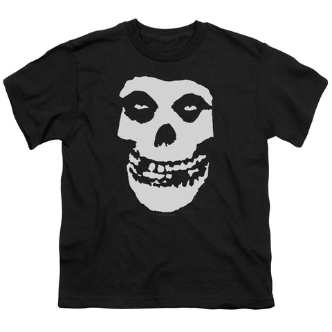 Misfits Special Order Fiend Skull Youth 18/1 100% Cotton Short-Sleeve T-Shirt