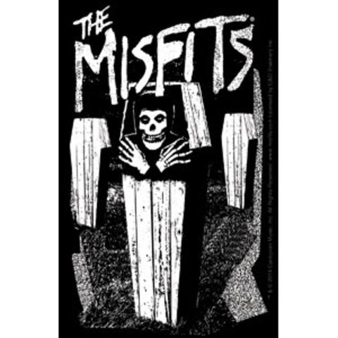 Misfits Coffin Sticker