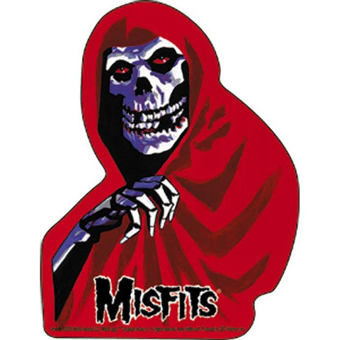 Misfits Red Fiend Sticker