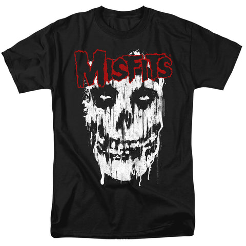 Misfits Splatter Men's 18/1 Cotton SS T