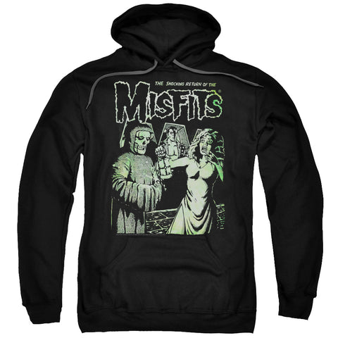 Misfits Special Order The Return Men's Pull-Over 75% Cotton 25% Poly Hoodie