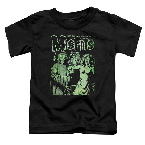 Misfits Special Order The Return Toddler 18/1 100% Cotton Short-Sleeve T-Shirt