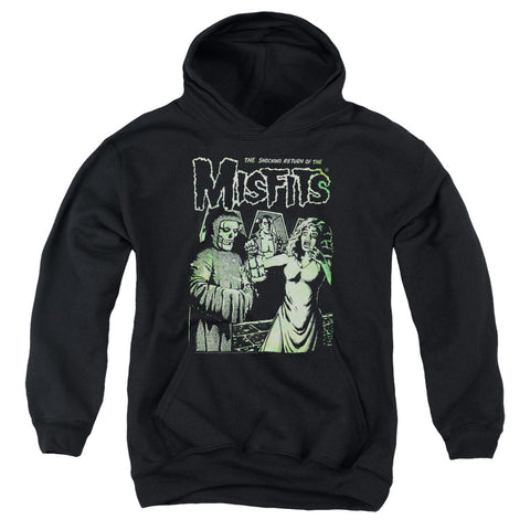 Misfits Special Order The Return Youth 50% Cotton 50% Poly Pull-Over Hoodie