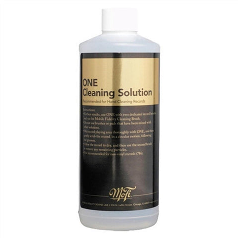 Mobile Fidelity Sound Lab One Record Cleaning Fluid 16Oz