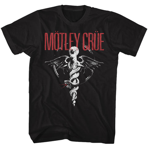 Motley Crue Special Order Dr Feel Good Adult S/S T-Shirt