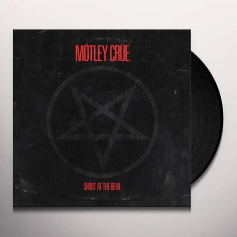 Motley Crue - Shout At The Devil - Vinyl LP