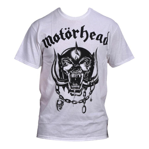 Motorhead Flat War Pig Men's T-Shirt