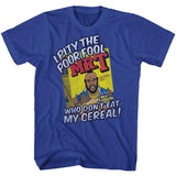 Mr. T Special Order Cereal T-Shirt