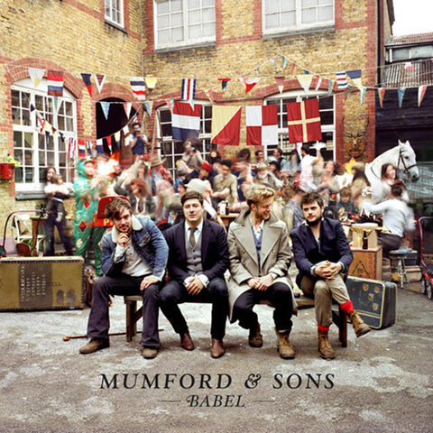 Mumford And Sons - Babel - Vinyl LP