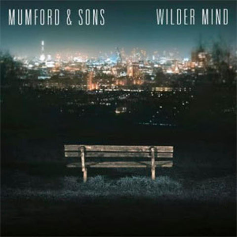 Mumford And Sons - Wilder Mind - Vinyl LP