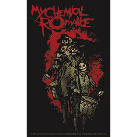 My Chemical Romance Drummers Sticker