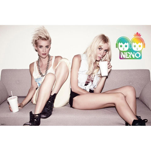 Nervo Couch Poster