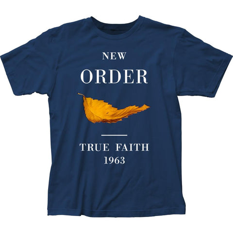 New Order True Faith Men's T-shirt