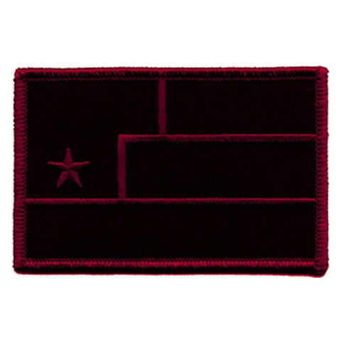 Nine Inch Nails Flag Embroidered Patch