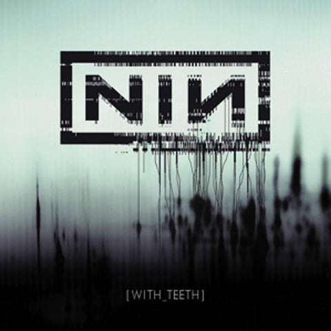 Nine Inch Nails With Teeth Sticker