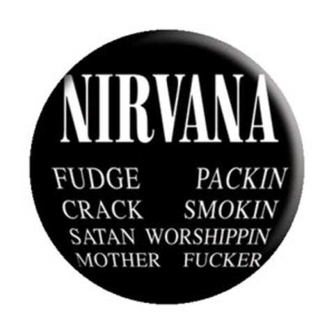 Nirvana Curse Button