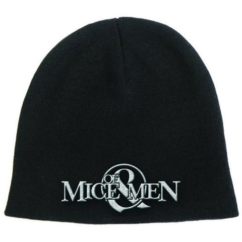 Of Mice And Men Logo Beanie