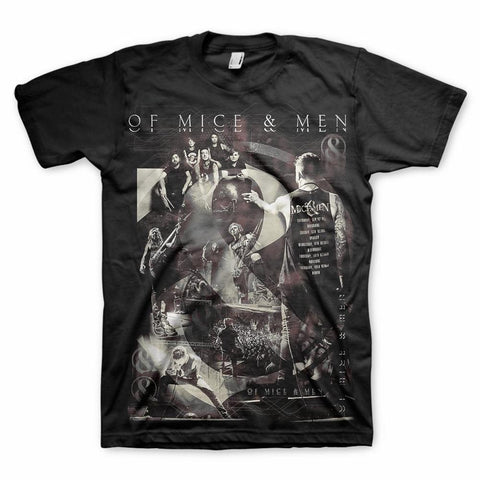 Of Mice And Men Of Mice and Men Photo Men's T-Shirt