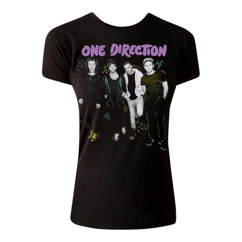 One Direction Backstage Women's T-Shirt