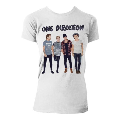 One Direction Stamp Pic Women's T-Shirt