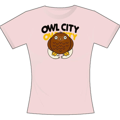 Owl City City Baby Women's T-Shirt
