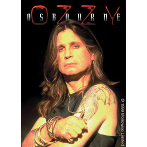 Ozzy Osbourne Arms Folded Sticker