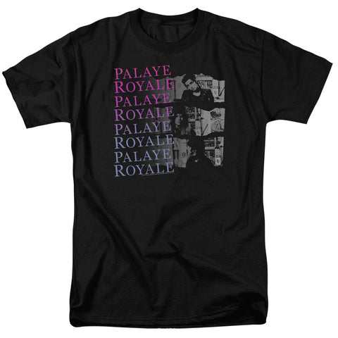 Palaye Royale Special Order Torn Men's 18/1 100% Cotton Short-Sleeve T-Shirt