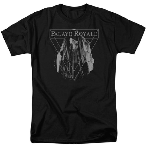 Palaye Royale Special Order Veil Men's 18/1 100% Cotton Short-Sleeve T-Shirt