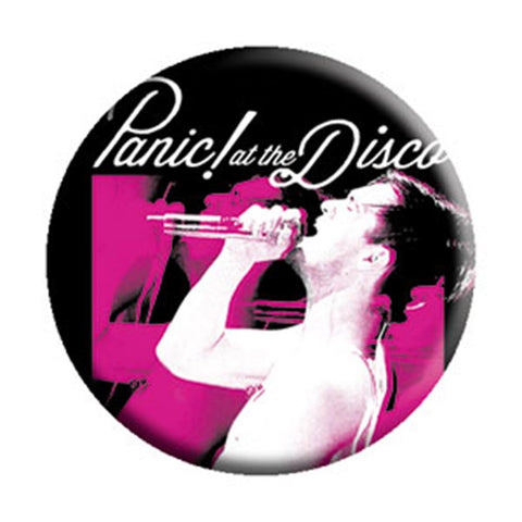 Panic At The Disco Singing Button