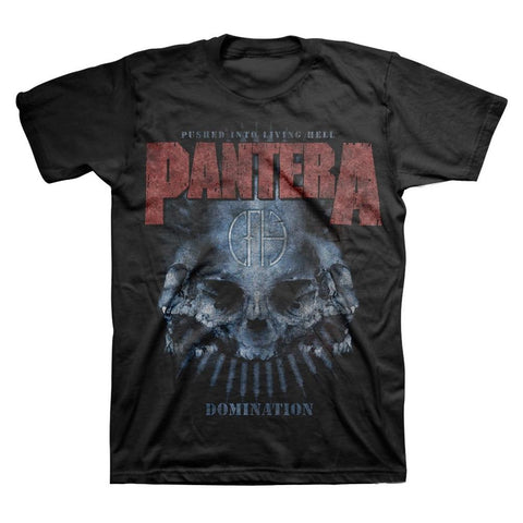 Pantera Domination Distressed Men's T-Shirt