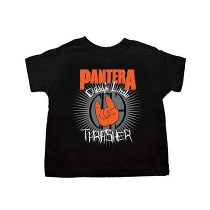 Pantera Lil Thrasher Toddler T-Shirt