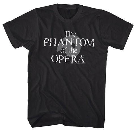 Phantom Of The Opera Logo Men's T-Shirt