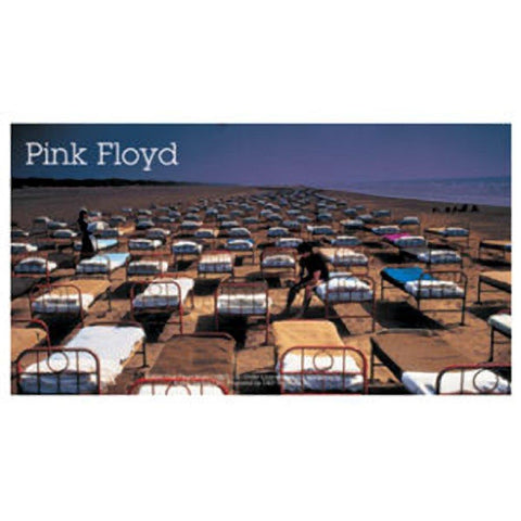 Pink Floyd Beds Sticker