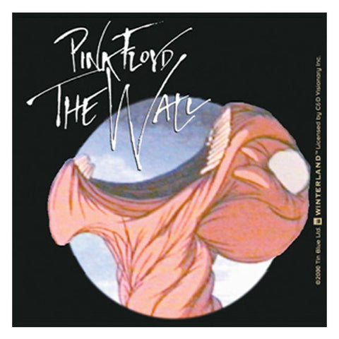 Pink Floyd Bite Sticker