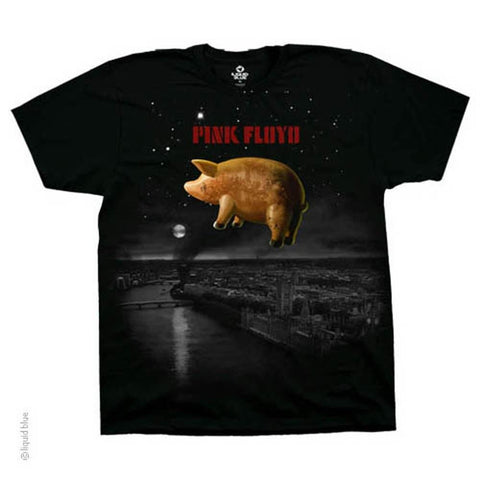 Pink Floyd Pig Over London Men's T-shirt