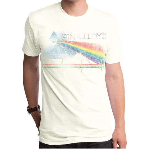 Pink Floyd Prism Color Relic Men's Premium Soft T-Shirt