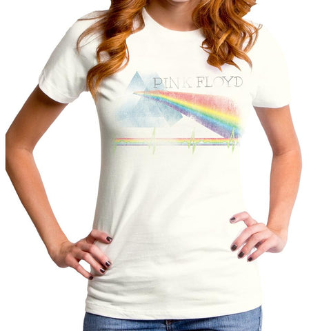 Pink Floyd Prism Color Relic Women's Premium Soft T-Shirt