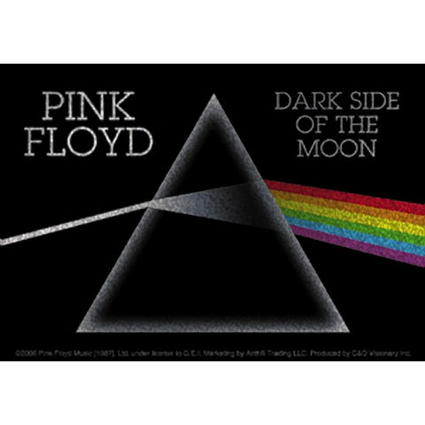 Pink Floyd The Dark Side of The Moon Glitter Sticker