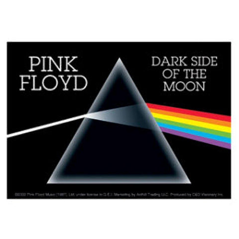 Pink Floyd The Dark Side of The Moon Sticker