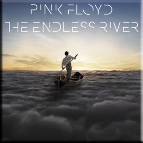 Pink Floyd The Endless River Square Magnet