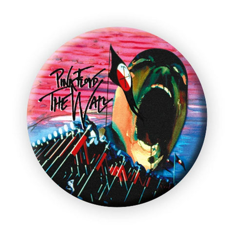 Pink Floyd The Wall Marching Hammers Button