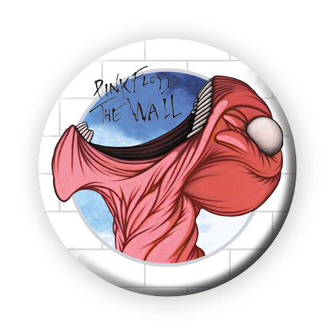 Pink Floyd The Wall Mouth Button
