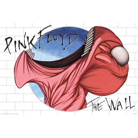 Pink Floyd The Wall Mouth Poster