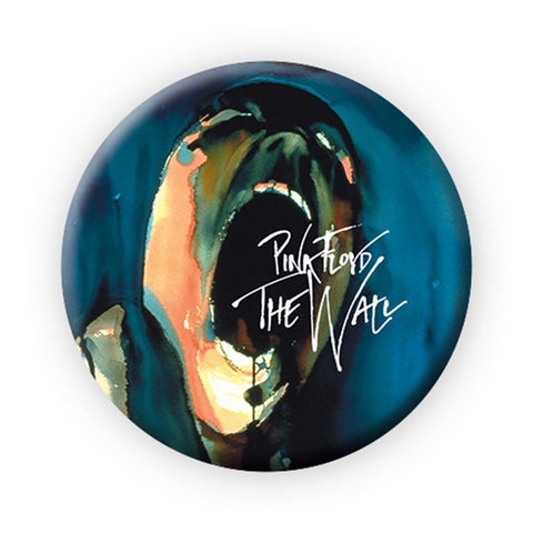 Pink Floyd The Wall Scream Button