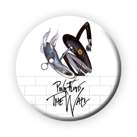 Pink Floyd The Wall Teacher Button