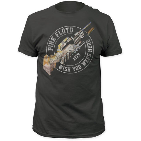 Pink Floyd Wish You Were Here '75 Men's Premium Soft T-Shirt